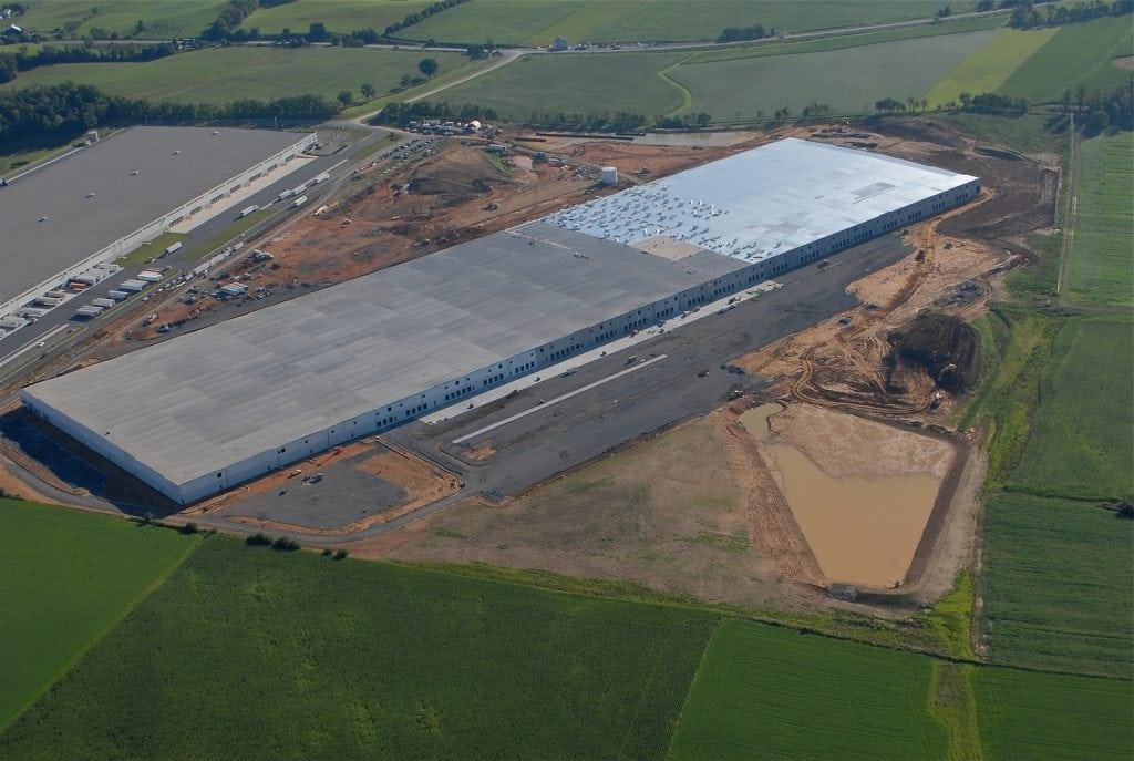 Unilever Industrial Warehouse