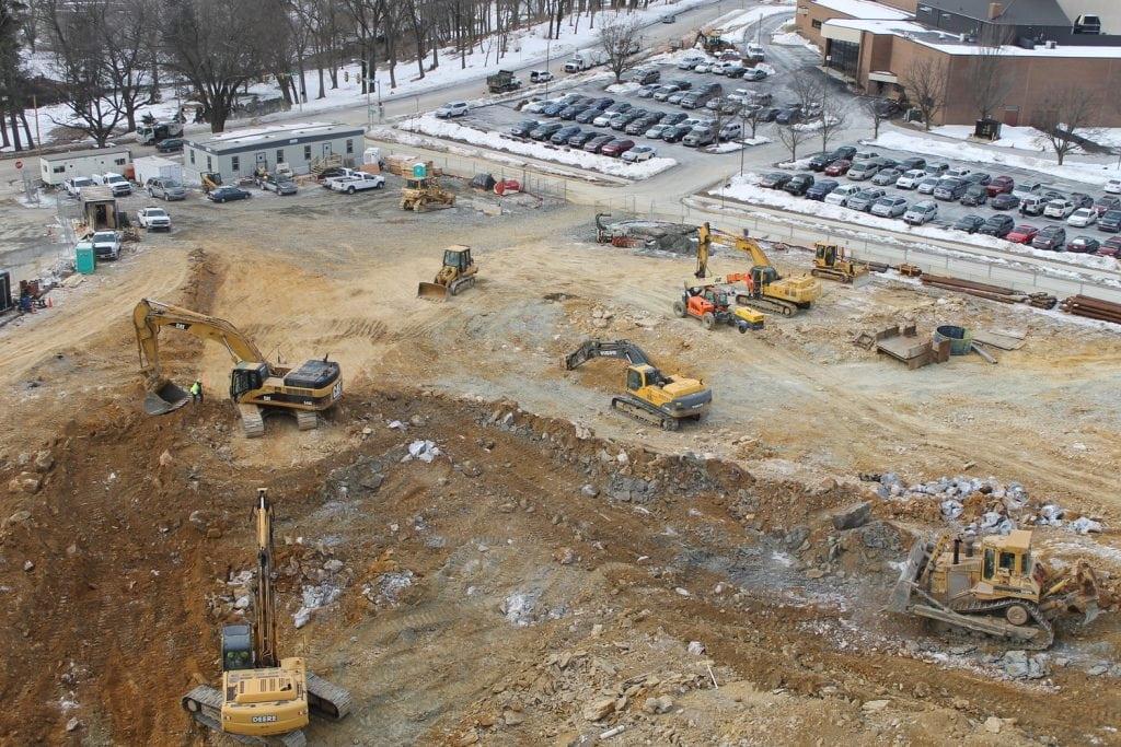Excavators Reading PA
